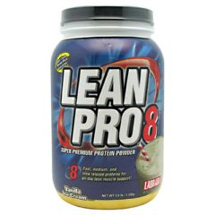 Labrada Nutrition Lean Pro8 - Vanilla Ice Cream