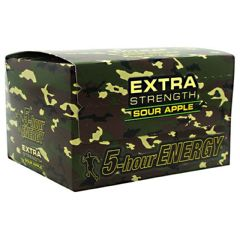 Living Essentials 5-Hour Energy Extra Strength - Sour Apple