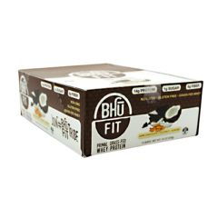 Bennett Marine Video BHU Foods BHU FIT BHU Fit Primal Protein - Dark Chocolate Coconut Almond