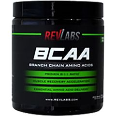 REV Labs Revlabs BCAA - Green Apple