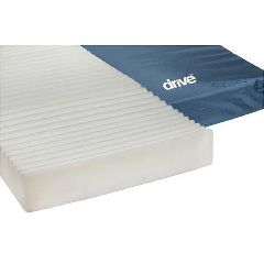 Drive Therapeutic 5 Zone Support Foam Mattress