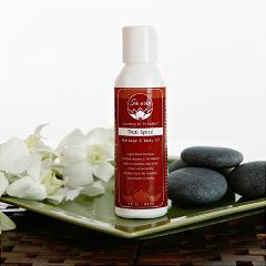 Sa-Wan Thai Spice Massage And Body Oil