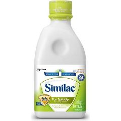 Similac Sensitive For Spit Up Ready To Feed Infant Formula
