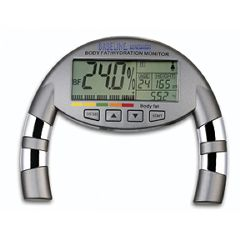 Hand-Held Body Fat Analyzer.