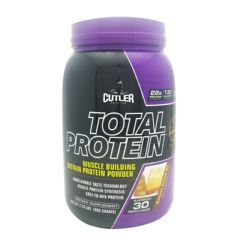 Cutler Nutrition Total Protein - Banana Cream Pie