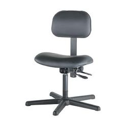 "AliMed BioFit Industrial Chair, Bench height, 20 ¾"" - 25 ¾"""