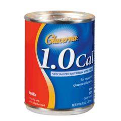 Glucerna 1.0 Cal with Fiber, Vanilla