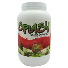Splash Splash Whey Isolate - Kiwi Berry