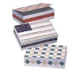 Allen Diagnostic Claudia Allen Storage Boxes, Pack Of 12