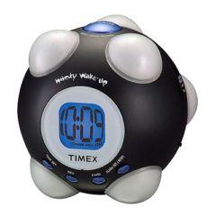 Timex Wacky Phrases Shake N Wake Alarm Clock