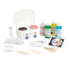 Conair-Satin Smooth Satin Smooth Double Wax Warmer Kit
