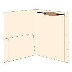 Ifs Filing Systems Llc Right Hand Single Pocket Folder W/Fastener 50/Box