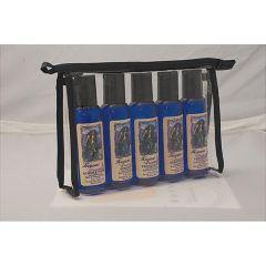 Keyano Aromatics Keyano Seasonal Scentsations Massage Oil Trial Kit
