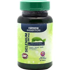 Betancourt Essentials Selenium 100 Tablets