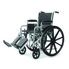 Invacare Supply Group Standard DX Wheelchair