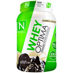 Nutrakey Whey Optima - Cookies & Cream