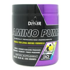 Cutler Nutrition Amino Pump - Blue Lemonade