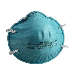 N95 Health Care Particulate Respirator and Surgical Mask
