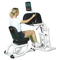 Endorphin E3 Hand Cycle Resistance System With Platform