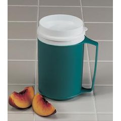 North Coast Medical Insulated Mug with Lid - 12 oz