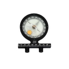 Baseline Acuangle Adjustable-Feet Inclinometer, 2-Piece Set