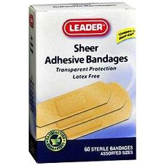 Cardinal Health Leader Sheer Bandage