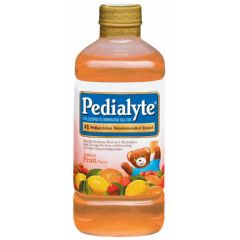 Pedialyte Fruit Flavored Pediatric Nutritional Supplement