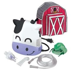 Mabis DMI Margo Moo Compressor Nebulizer Kit