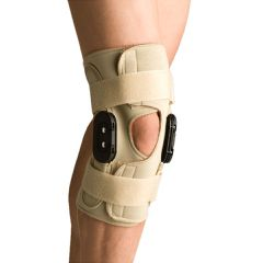 TheraFit Knee Brace Open Wrap Flexion  Extension Lower Limb Orthosis