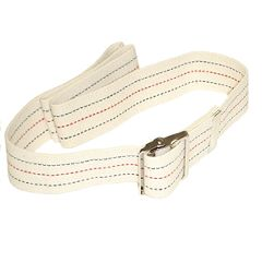 Ableware Gait Belt, Striped Cleanable