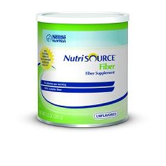 Invacare Supply Group NutriSOURCE Fiber Supplement Powder