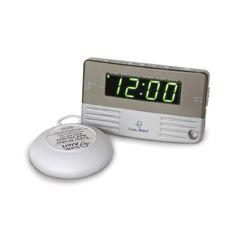 Alarm Clock W/ Bed Shaker