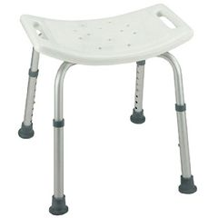 Mabis DMI Blow-Molded Bath Seat without Backrest