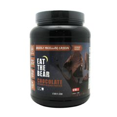 Eat The Bear Grizzly Micellar Casein - Chocolate