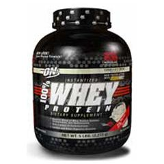 100% Whey Gold Cookie and Cream 5lb