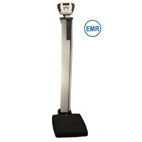 Health O Meter Elevate EMRscale Digitial Eye Level Scale Model 741 575876 01