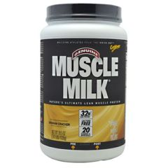 CytoSport Muscle Milk - Graham Cracker