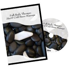 Tir Massage Stone Hot And Cold Full Body Stone Massage DVD