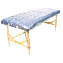 Waterproof Massage Table Protector Cover Plastic Fitted