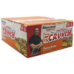 Fit Crunch Bars Fit Crunch Bar - Peanut Butter