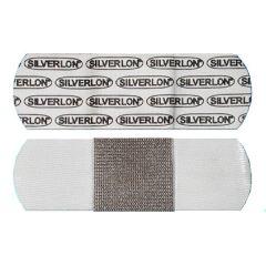 "Silverlon Easy AG Adhesive Strips - 1"" x 3"""