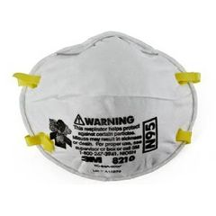 3M N95 Particulate Respirator Mask with Ear Loops