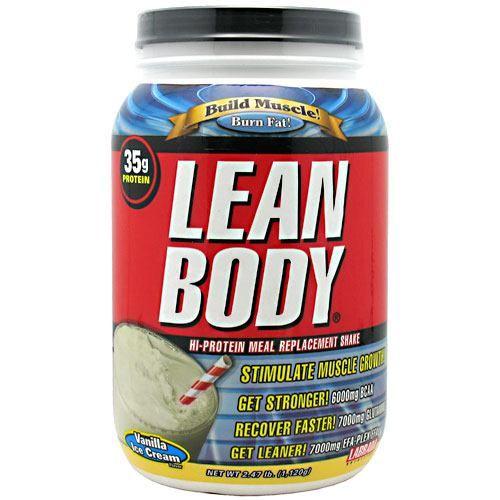 Labrada Nutrition Lean Body - Vanilla Ice Cream Model 171 584326 01