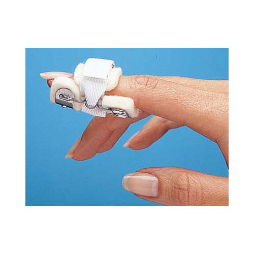 "Sammons Preston Mini Spring Wire Safety Pin Splint X-Large, 2"" Model 717 5023"
