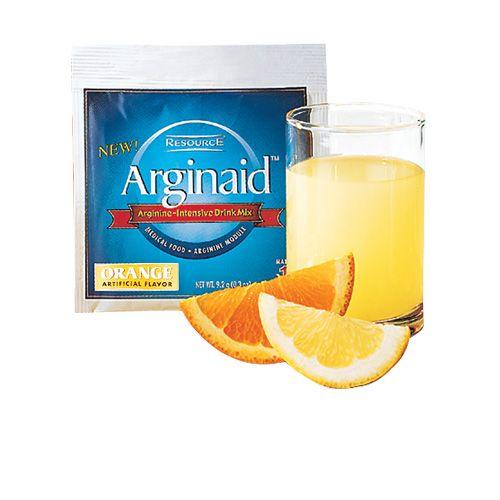 Resource ARGINAID® Arginine Powder Drink Mix For Burns or Chronic Wounds