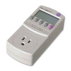 Kill A Watt Electricity Usage Monitor - Kilowatt Hour Meter