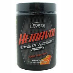 iForce Nutrition Hemavol - Tangy Tangerine