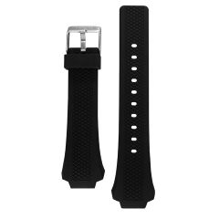 Global VibraLITE 8 Black Replacement Watch Band