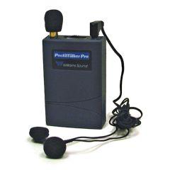 Williams Sound Llc Williams Sound Pocketalker Pro Personal Sound Amplifier with Dual Mini Earphone E14