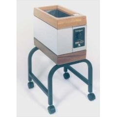 AliMed Dickson Hand, Foot & Arm Paraffin Wax Bath w/ Stand & Casters